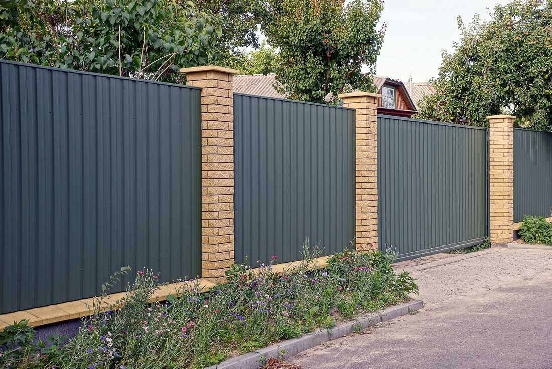 colorbond fence kingswood penrith