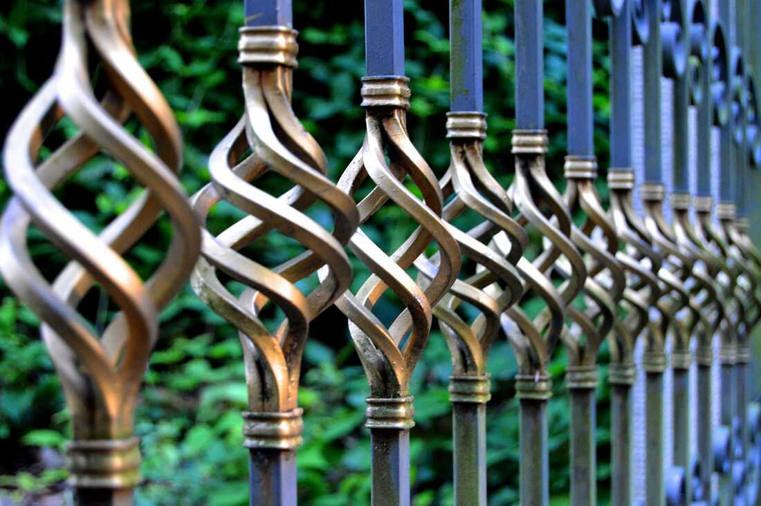 penrith steel security fence